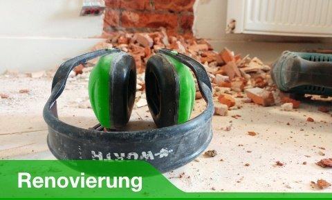 Zu Renovierung und Haussanierung