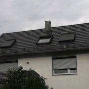 Dachfenster Aussenrollos Rs Reich 15