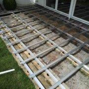 Terrassenboden Wpc Dielen Holz Rs Reich 118