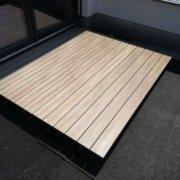 Terrassenboden Wpc Dielen Holz Rs Reich 123
