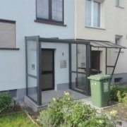 Vordach Haustuerueberdachung Windschutz Rs Reich 03